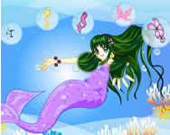 Lovely mermaid H2o j�t�kok ingyen