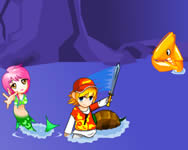 Mermaid Rescue online j�t�k