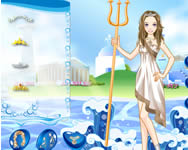 Oceans princess dress up online j�t�k