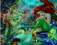 Puzzle mania Mermaid j�t�k